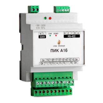 Фото - Контроллер программируемый индустриальный ПИК А16