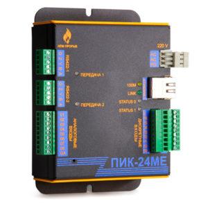 Фото - Контроллер программируемый индустриальный ПИК-24МE