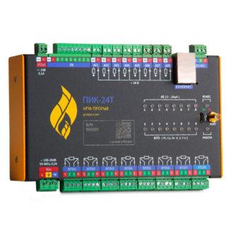 Фото - Контроллер программируемый индустриальный ПИК-24Т
