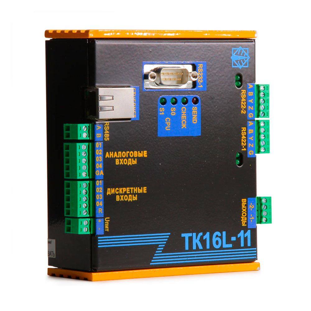 Контроллер терминальный ТК16L.11 вид 3/4