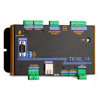 Фото - Контроллер терминальный ТК16L.14